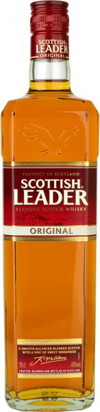 Scottish Leader Blended Scotch Whisky 70cl