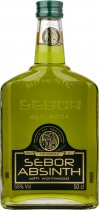 Sebor Absinth 50cl (55%) + Spoon