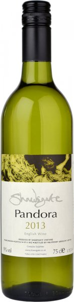 Shawsgate Pandora Medium Dry 2013 75cl