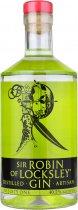 Sir Robin of Locksley Distilled Artisan Gin 70cl