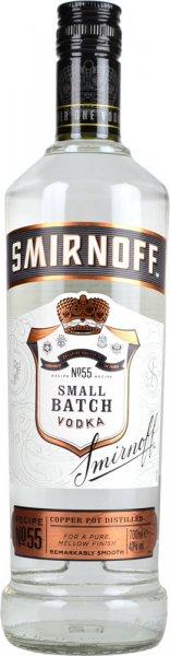 Smirnoff Black (Copper Pot Still) Vodka 70cl