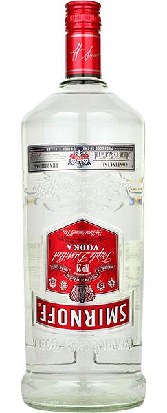 Smirnoff Red Vodka 1.5 litre