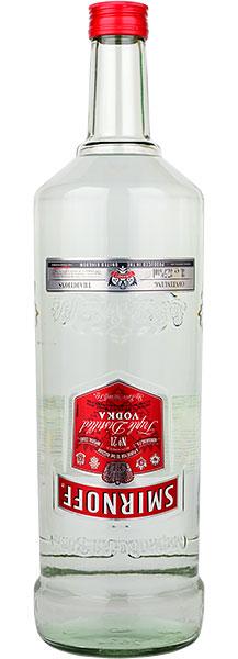 Smirnoff Red Vodka 3 litre