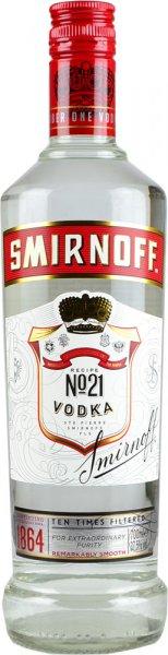 Smirnoff Red Vodka 70cl