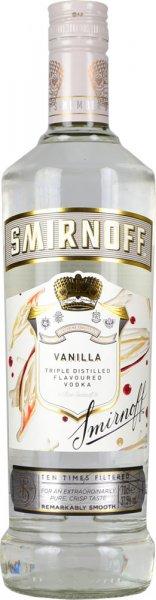Smirnoff Vanilla Vodka 70cl