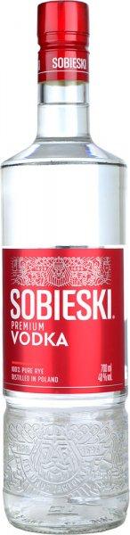 Sobieski Vodka 70cl