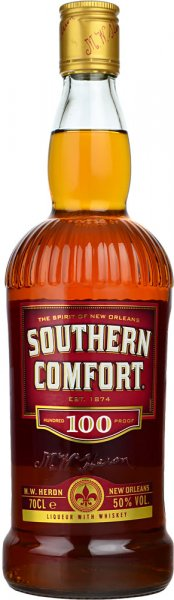 Southern Comfort 100 Proof Whiskey Liqueur 70cl