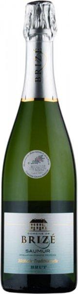 Sparkling Saumur Brut NV, Domaine de Brize 6 x 75cl
