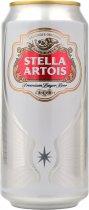 Stella Artois Premium Lager 440ml CAN