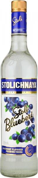 Stoli Blueberry Vodka (Stolichnaya) 70cl