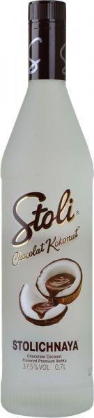 Stoli Chocolate Coconut Vodka (Stolichnaya) 70cl
