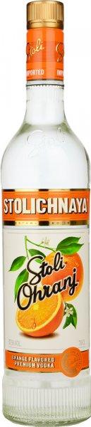 Stoli Orange Vodka (Stolichnaya) 70cl