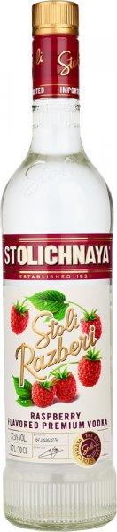 Stoli Raspberry Vodka (Stolichnaya) 70cl