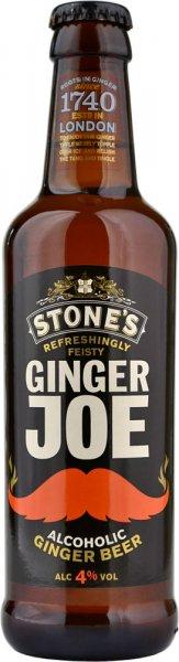 Stones Ginger Joe Alcoholic Ginger Beer 330ml Bottle