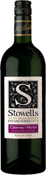 Stowells Cabernet Merlot, Chile 75cl