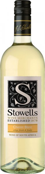 Stowells Chenin Blanc, South Africa 75cl