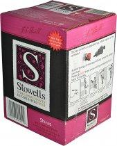 Stowells Shiraz, Australia 10 litre