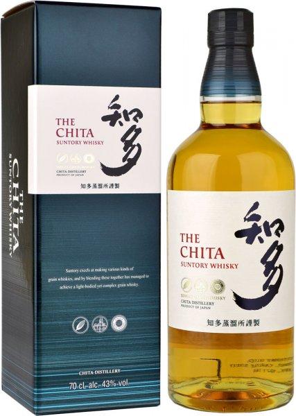 Suntory Chita Single Grain Japanese Whisky 70cl