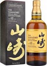 Suntory Yamazaki 12 Year Old Malt Whisky 70cl
