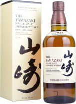 Suntory Yamazaki Distillers Reserve Single Malt Whisky 70cl