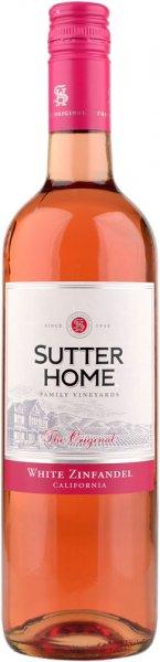 Sutter Home White Zinfandel (Blush) 75cl