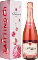 Taittinger Brut Prestige Rose NV Champagne 75cl in Taittinger Box