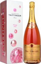 Taittinger Brut Prestige Rose NV Magnum (1.5 litre) in Taittinger Box