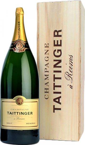 Taittinger Brut Reserve NV Champagne Balthazar (12 litre)