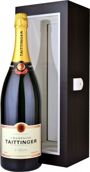 Taittinger Brut Reserve NV Champagne Jeroboam (3 litre)