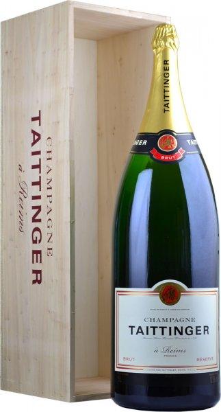 Taittinger Brut Reserve NV Champagne Nebuchadnezzar (15 litre)