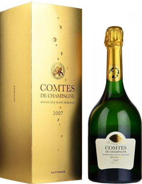 Taittinger Comtes de Champagne Blanc de Blancs Brut 2007 75cl