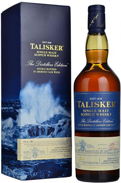 Talisker Distillers Edition 2010 (Bottled 2020) Amoroso Cask 70cl