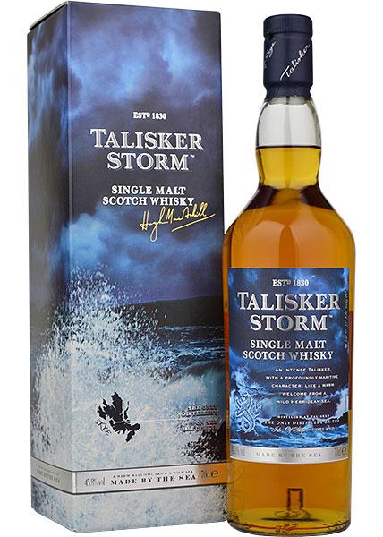 Talisker Storm Single Malt Whisky 70cl