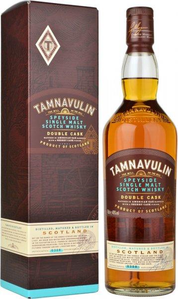 Tamnavulin Double Cask Single Malt Whisky 70cl