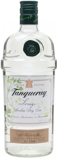 Tanqueray Lovage Gin 1 Litre