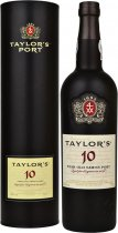 Taylors 10 Year Old Tawny Port Gift Pack 75cl