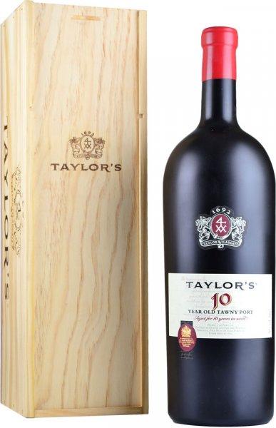 Taylors 10 Year Old Tawny Port Jeroboam 3 litre