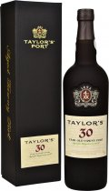 Taylors 30 Year Old Tawny Port 75cl in Taylors Box