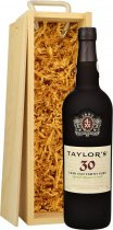 Taylors 30 Year Old Tawny Port 75cl in Wood Box (SL)