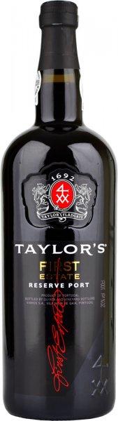 Taylors First Estate Reserve Port 1 litre