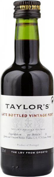 Taylors Late Bottled Vintage Port Miniature 5cl