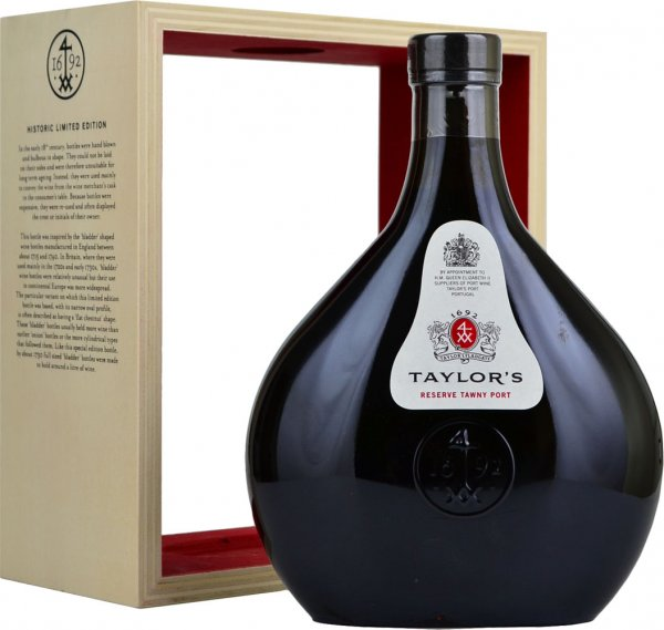 Taylors Reserve Tawny Port 1 litre - Historic Limited Edition