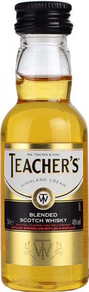 Teachers Whisky Miniature 5cl