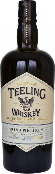 Teeling Small Batch Blended Irish Whiskey 70cl