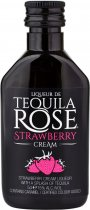 Tequila Rose Strawberry Cream Liqueur Miniature 5cl