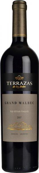 Terrazas de los Andes Grand Malbec 2017 75cl