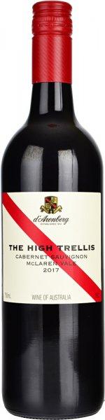 The High Trellis Cabernet Sauvignon, d'Arenberg 2016/2017 75cl