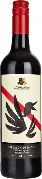 The Laughing Magpie Shiraz Viognier, d'Arenberg 2016 75cl