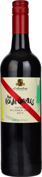 The Love Grass Shiraz, d'Arenberg 2017 75cl