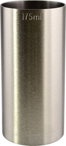 Thimble Bar Measure CE 175ml - Stainless Steel